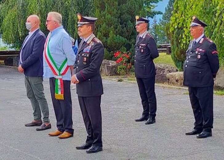 Santo Stefano d'Aveto, ricordato il sacrificio del Carabiniere Albino Badinelli