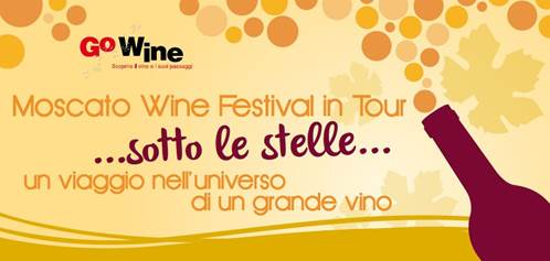 Torna il Moscato Wine Festival