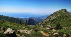 Concerto d'archi sul Monte Pennello
