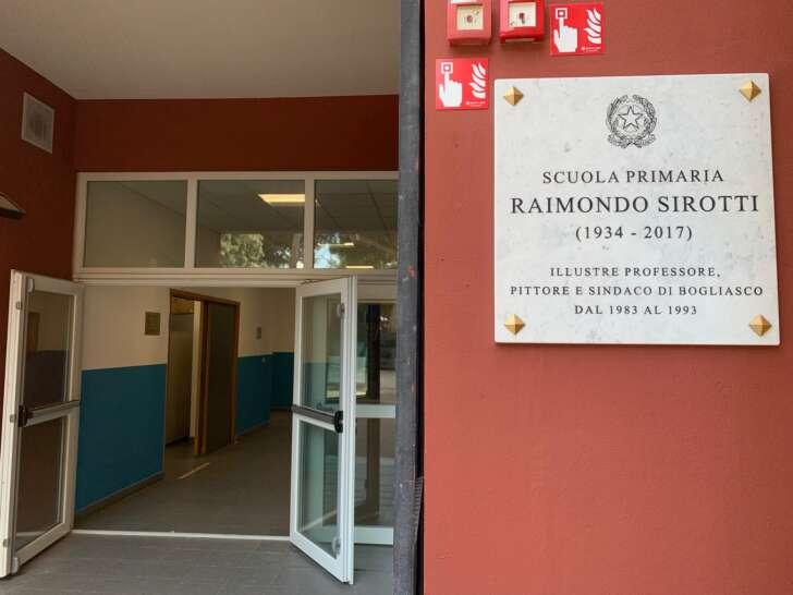 Inaugurata a Bogliasco la scuola rinnovata