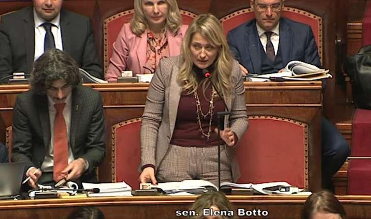 Senatrice Botto su test Medicina: quesiti errati, rischio ricorsi