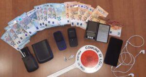 Loano, operazione congiunta Bike Patrol e Unità Cinofila: arrestato pusher