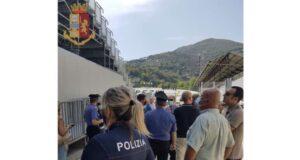 Spezia-Udinese al Picco con i tifosi, definito nuovo dispositivo dei servizi
