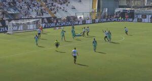 Poca fortuna per uno Spezia battuto a domicilio dall'Udinese