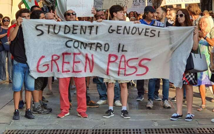 Da Free Students una diffida collettiva per il Rettore di Unige