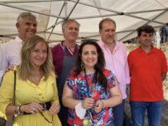I ristoratori genovesi incontrano i produttori tra le vigne di Morego