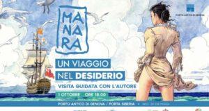 A Genova la mostra di Milo Manara