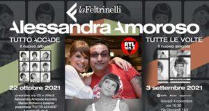 Alessandra Amoroso e Marian Richero a Genova