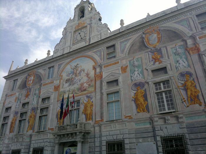 Capitani coraggiosi a Palazzo San Giorgio