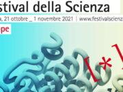 Domani torna a Genova, il Festival della scienza