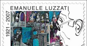 Francobollo celebrativo per Emanuele Luzzati