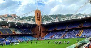 Audio | Sampdoria-Udinese vista dalla Tribuna Stampa