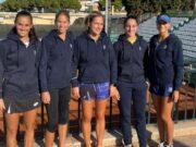 Il Park Tennis Genova si prepara per la 2a giornata