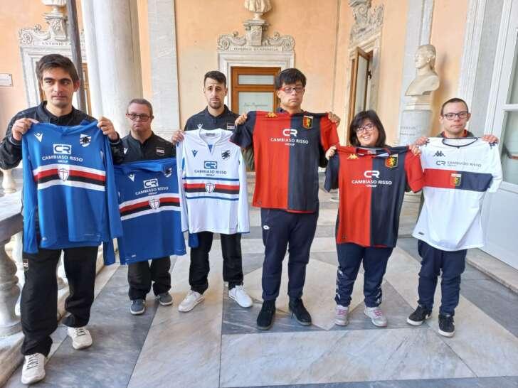 Nuovo main sponsor del Genoa CFC e della U.C. Sampdoria