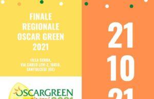 Oscar Green 2021, Villa Serra Sant'Olcese a Genova