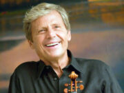 Uto Ughi, tra i maggiori violinisti del nostro tempo