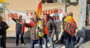 Cub Genova in doppio presidio in Prefettura e presso Amt di via Montaldo