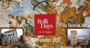 Le Ville corniglianesi aprono ai Rolli Days