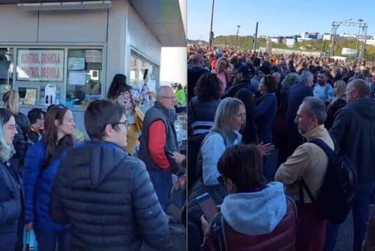 Porto Trieste   Puzzer: Presidio prosegue, nessun sta tradendo nessuno