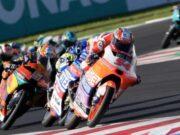 Moto3 | A Misano Rossi parte in 1^ fila, ma poi cade