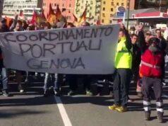 Blocco portuali   Trieste chiama e Genova risponde - Video